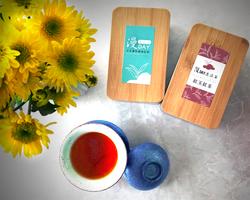 Monday Life Tea boxes