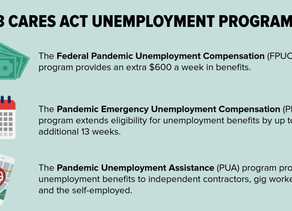 Unemployment Benefits and the CARES Act