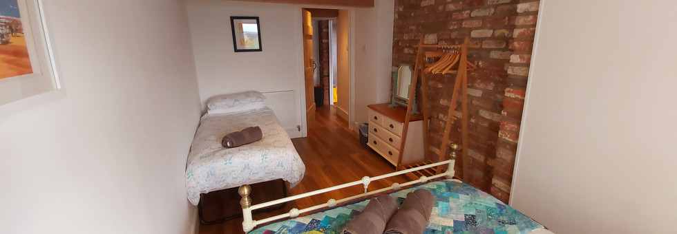 Mews Cottage Holiday Bedroom 4 Wiltshire England