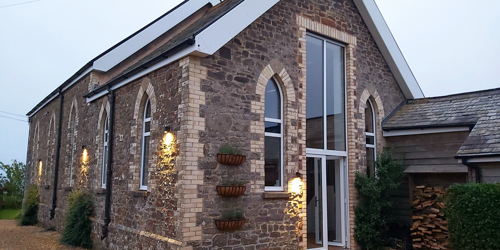 North Lake Chapel North Devon Holiday Self Catering