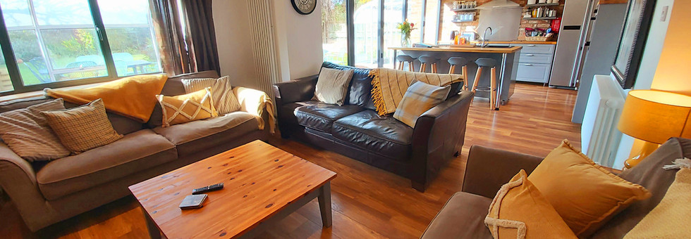 Mews Cottage Holiday Living Space Wiltshire England