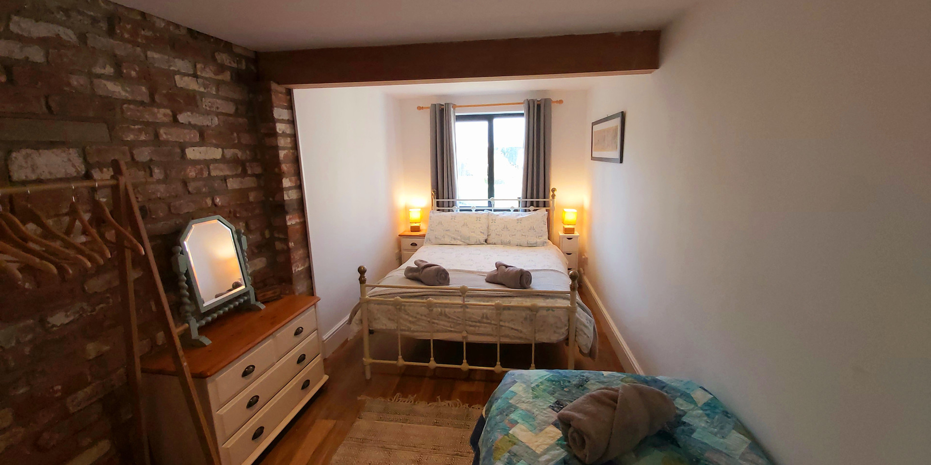 Bedroom 4, sleeps 3 (ground floor)
