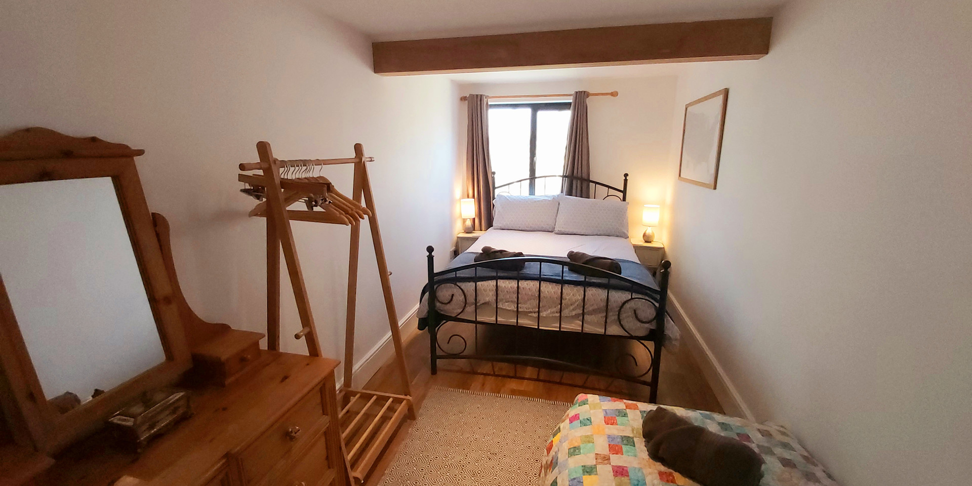 Bedroom 5, sleeps 3 (ground floor)