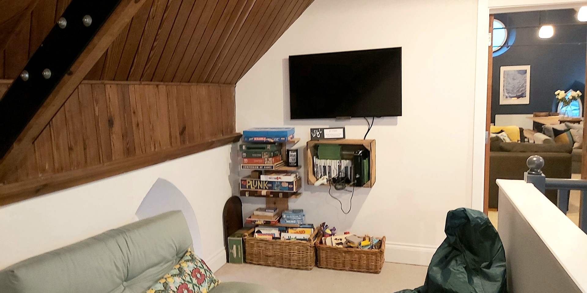 Games Room North Devon Self Catering