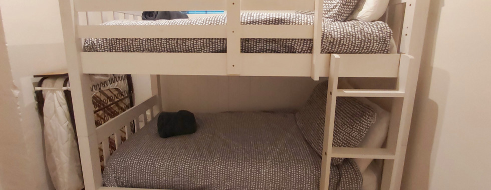 Bunk Beds North Devon Holiday Self Catering