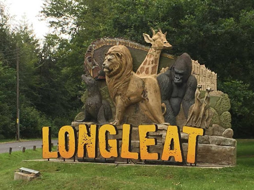 Longleat Safari Park, Wiltshire