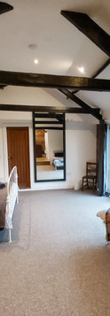 Stable room/bedroom 1, sleeps 4