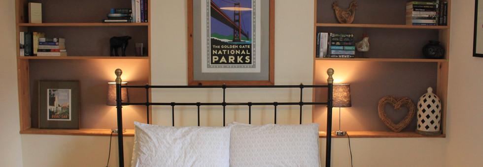 Bedroom 1, sleeps 3