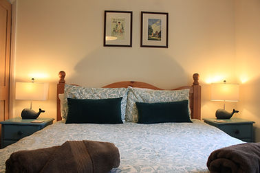 Mews Cottage Holiday Bedroom 2 Wiltshire England