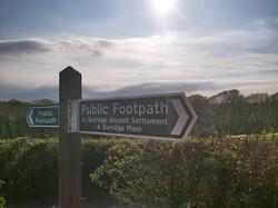 Holiday Cottage walks, North Devon