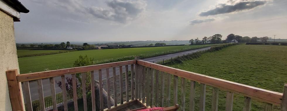 Dartmoor views North Devon Holiday Self Catering