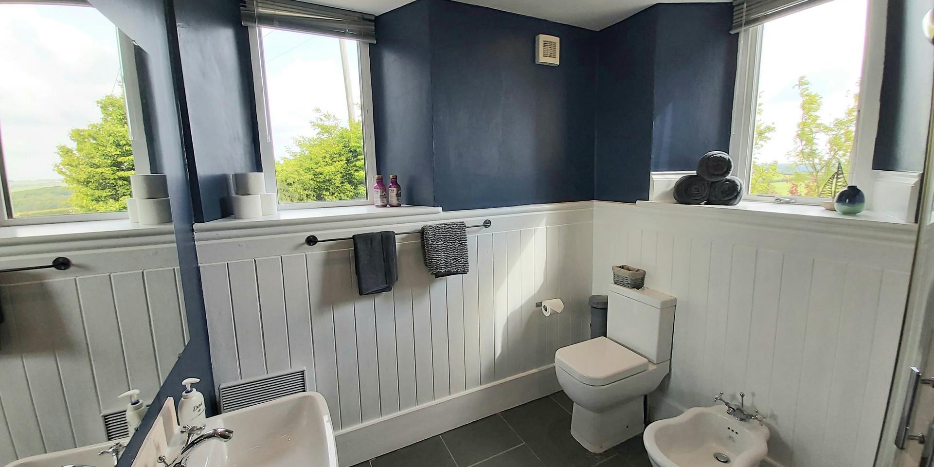 Bathroom North Devon Holiday Self Catering