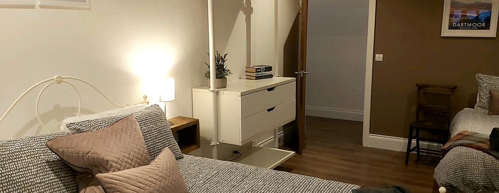 Bedroom North Devon Holiday Self Catering