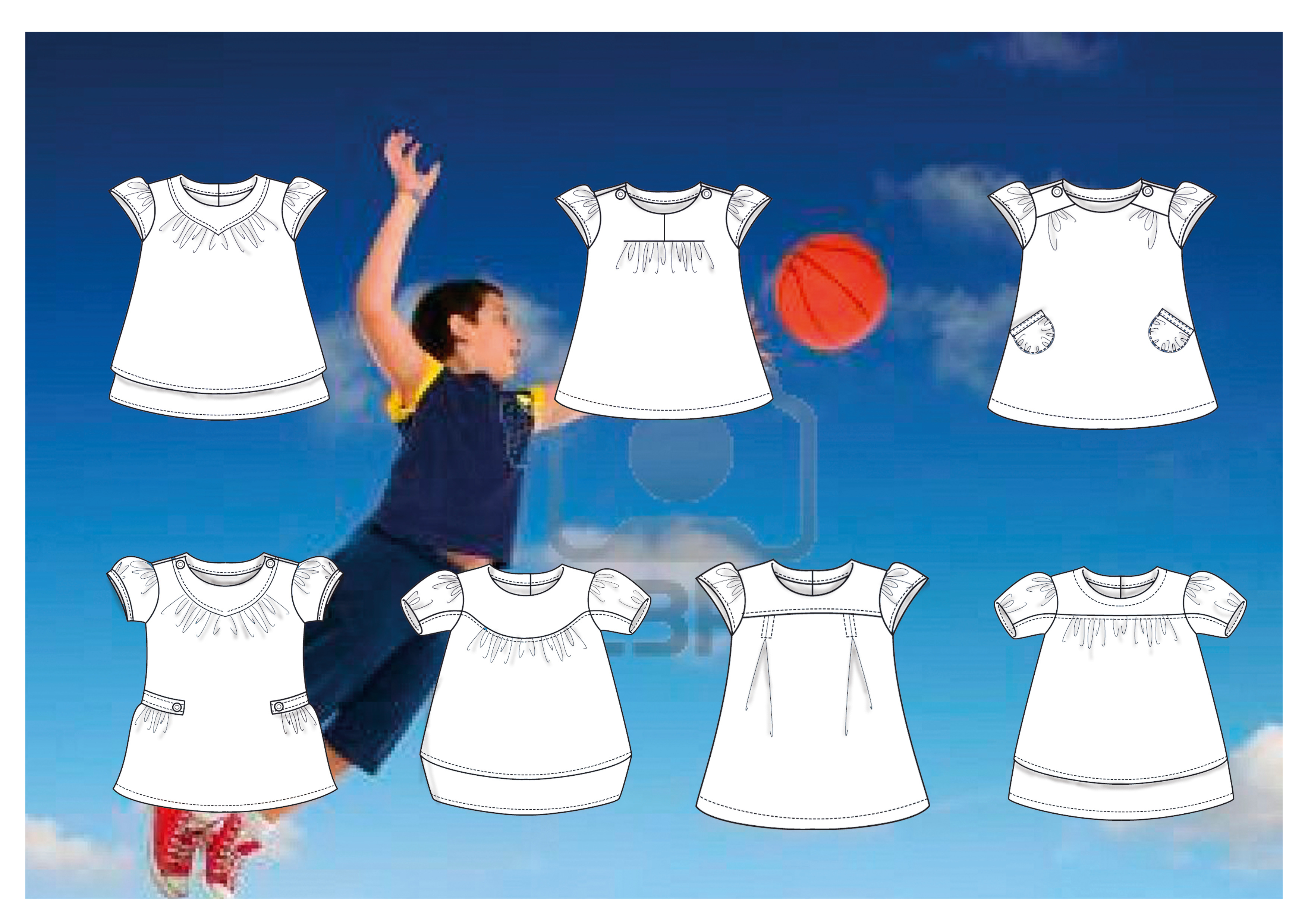 Dreses for toddlers