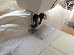 sewing hose-hair braid