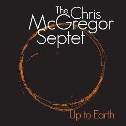 Chris McGregor's Up To Earth Vinyl