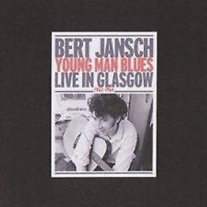 Bert Jansch - Young Man Blues Double 180g LP