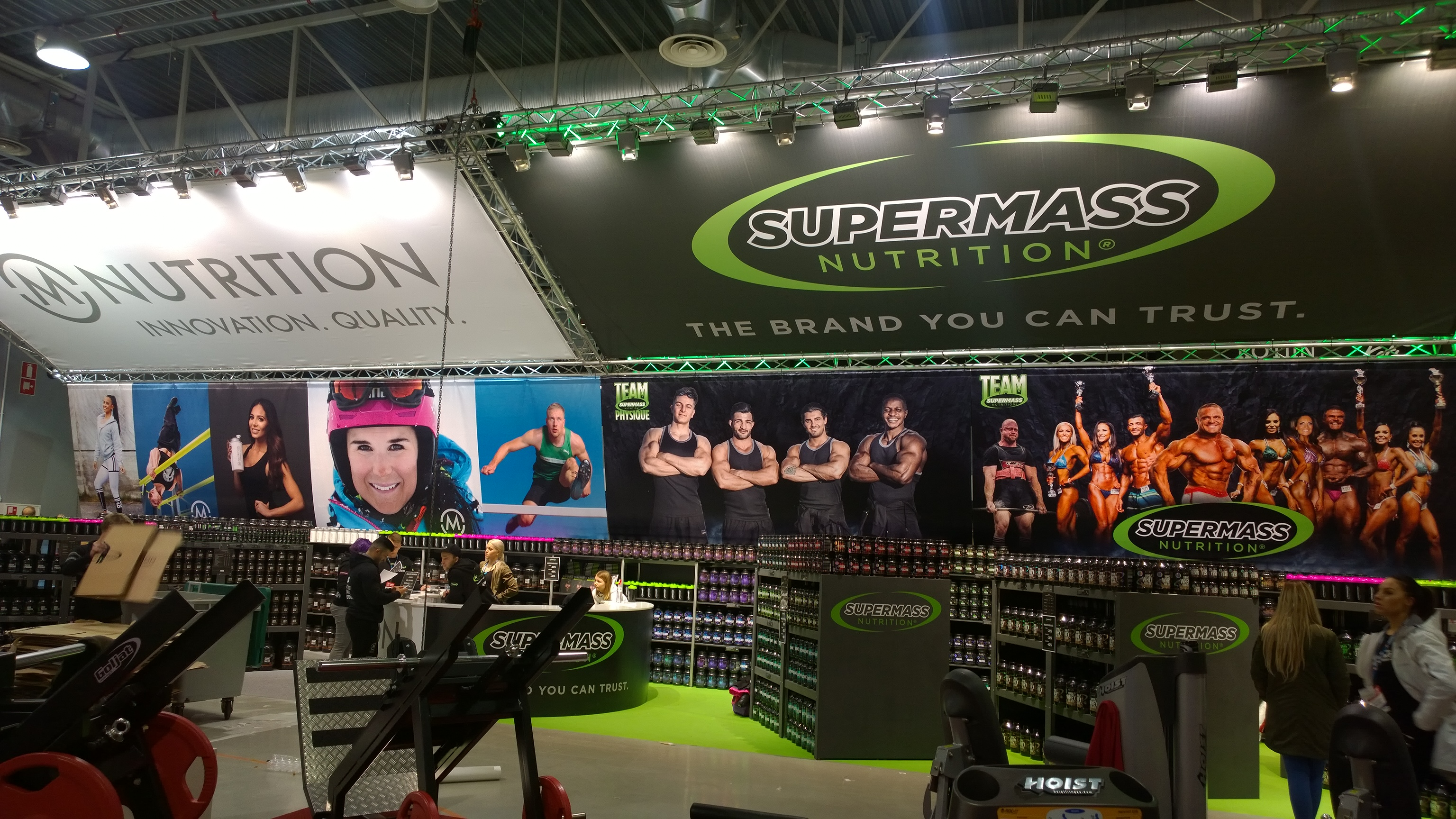 Supermass / M-nutrition