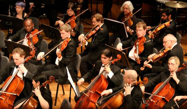 Mercury Orchestra, Cambridge, MA