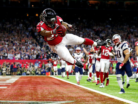 Where could Devonta Freeman set his home for the 2020 season?