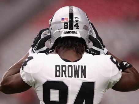 Antonio Brown back?