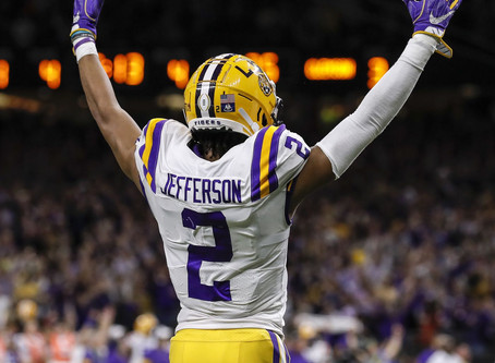 Is Justin Jefferson enough? What does he bring to the Vikings?