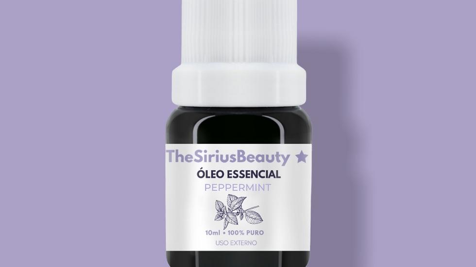 Óleo Essencial de Peppermint (Mentha Piperita) 100% puro - 10ml