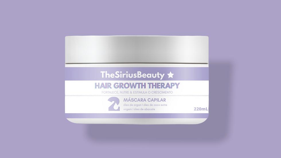 Máscara Capilar Hair Growth Therapy