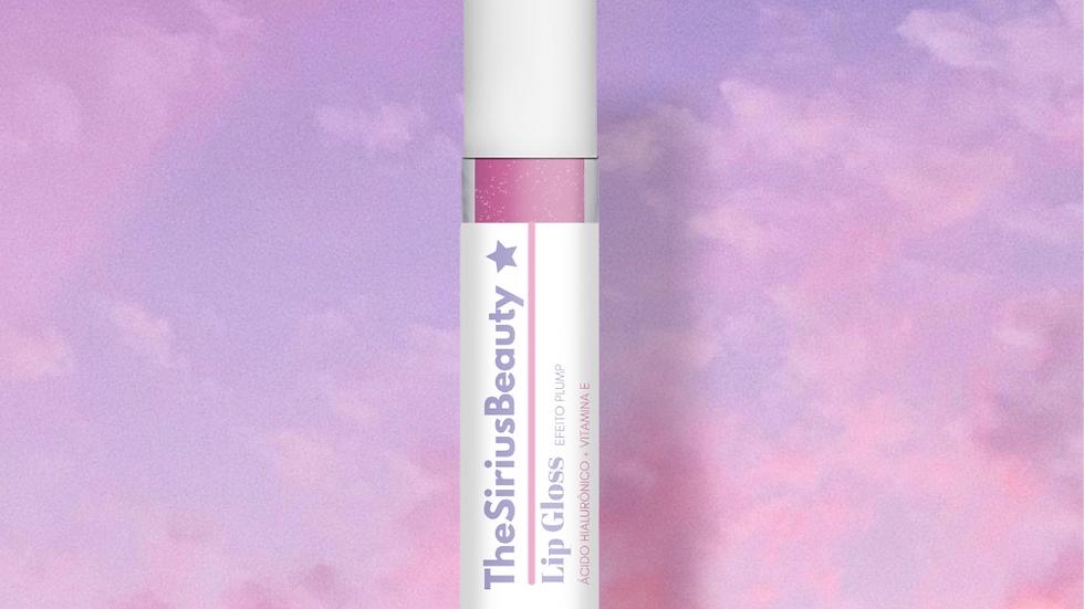 Lip Gloss Efeito Plump com Ácido Hialurônico