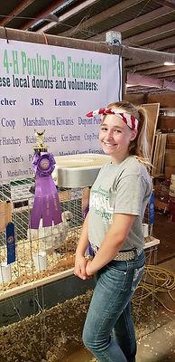 Anagnos Grand Champion Central Iowa Fair