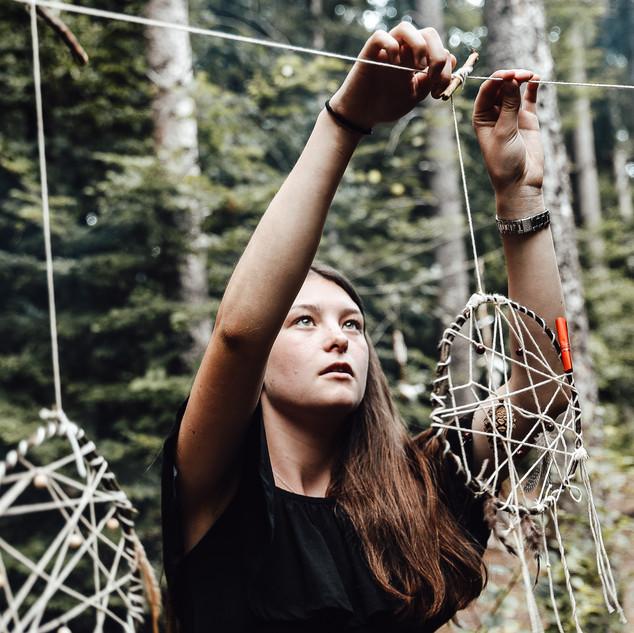 Wald-Traumfänger Workshop