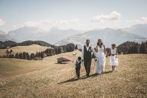 Hochzeit Prättigau