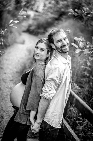 Outdoor Babybauch Fotoshooting Winterthur