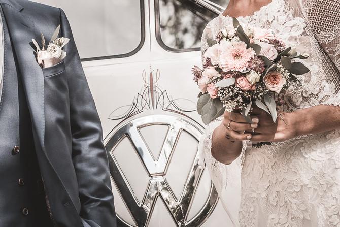 Hochzeitsreportage - Ein Hauch von Flower-Power & Hippie Nostalgie gepaart mit italienischem Charme