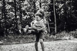 Dokumentarische Familienfotografie Schweiz