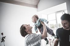 Familien-Fotoreportage Winterthur