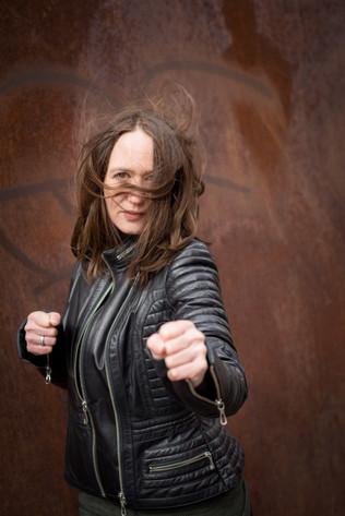 Frauenpower Portrait Fotografie