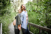 Babybauch Fotoshooting Winterthur