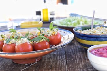 Healty Food Yoga Retreat Ibiza