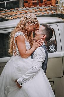 VW Bus Love - Wedding