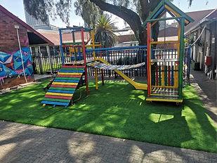 Outdoor Playground Design
