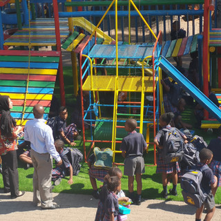 Outdoor Play Area Design