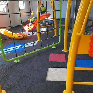 Indoor Play Area design