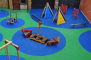 Indoor Kids' Playground
