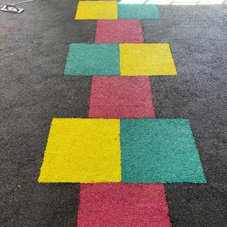 Indoor Playground with Rubber Flooring