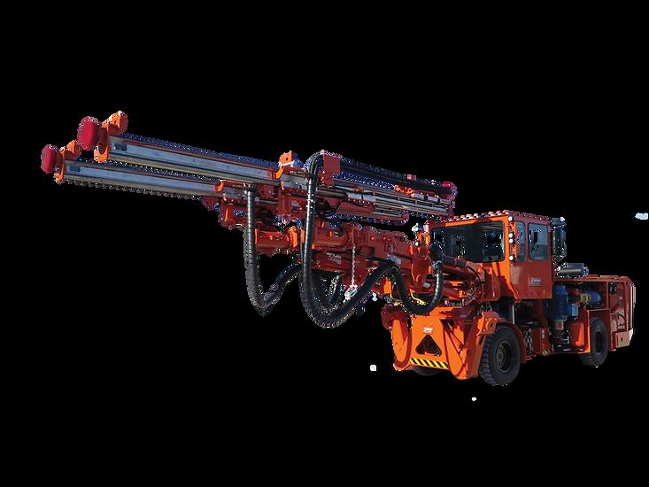 J152ade drill jumbo