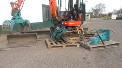 3.5 tons Minigraver