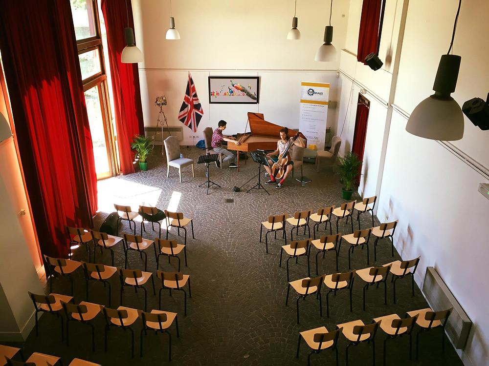 Salle Goudailler, Place de l'église, 77700 Magny-le-Hongre