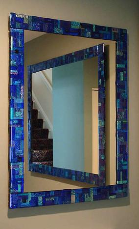 Blue Dichroic Mirror