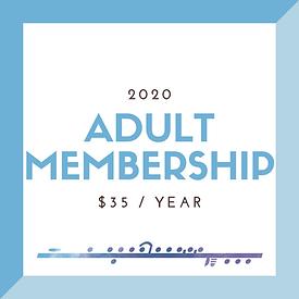 Adult Membership button